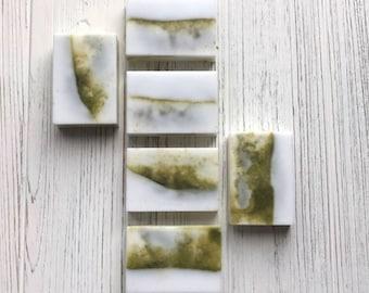 Matcha Triple butter soap