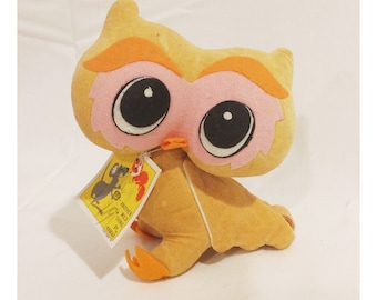 Another Wild Thing Kamar Stuffed Owl