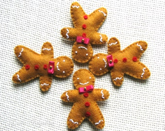Christmas ginger cookie - ginger bread man