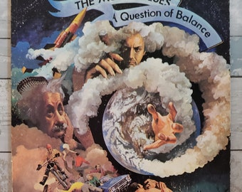 Vinyl: The Moody Blues, A Question of Balance, Free Shipping
