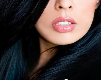 Organic Henna Hair Color & Conditioner INDIGO Certified Vegan Henna Hair Dye Kit 100 % Natural Chemical Free Hair Color