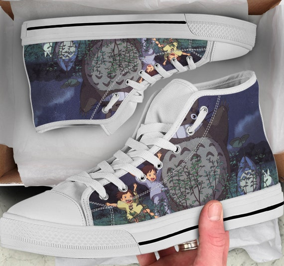 Shoes Tops high Totoro Tops like Men's Totoro Totoro High Sneakers sneakers Colorful Converse Looks Shoes Shoes Women's wpBOgqg