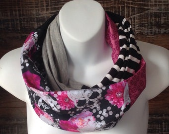 Infinity scarf - the life and death