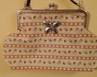 Butterfly Metal Mouthpiece Bag
