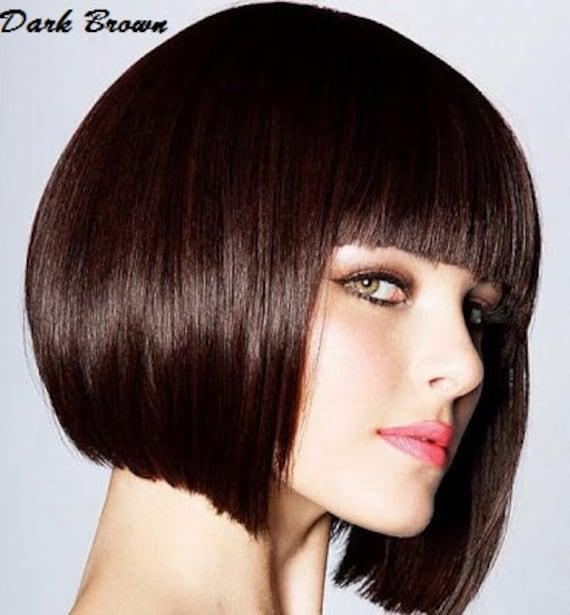 Organic Henna Hair Color DARK BROWN Certified Vegan Henna Hair