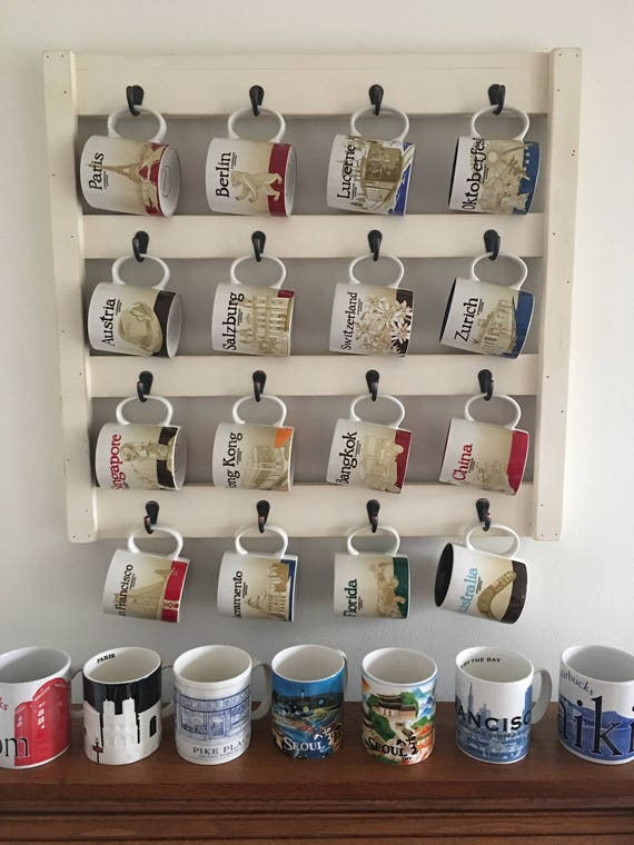 Wall Cup Holder Kitchen