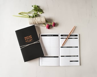 Hocus Focus Day to Day Planner