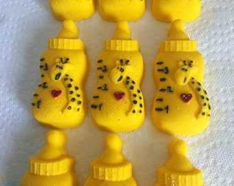 Baby Bottle Handmade Bath Bomb