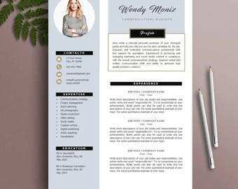 download cv template