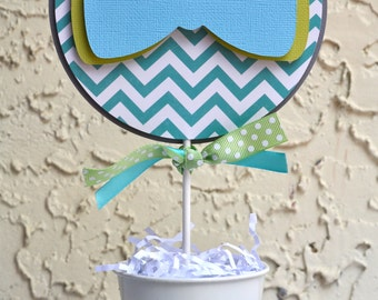 Bow Tie Cake topper or Centerpiece