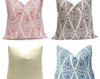 15% Off Sale Pillows, Pillow Covers, Decorative Pillows , Blue Pillows, Blue Pillow Cover, Throw Pillows, Red Pillows, Black Pillow Cover, T