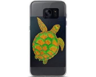 Samsung Case Sea Turtle, Turtle Cell phone case