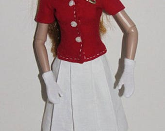 """16"""" Tyler Wentworth Custom Made Linen Outfit"""