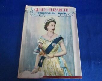 The Queen Elizabeth Coronation Book by Neil Ferrier