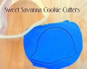 Hard Hat Cookie Cutter- Construction Hat