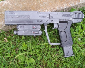Halo ODST Pistol Resin Kit