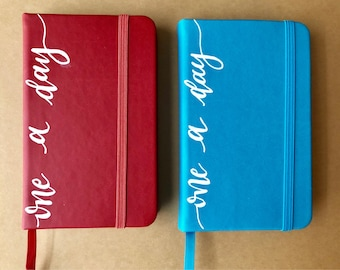 One Line a Day mini Mom Journals blank books small sketchbook