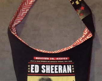 Ed Sheeran MSG Crossbody Bag