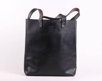 Tote Bag (Oiled Black)
