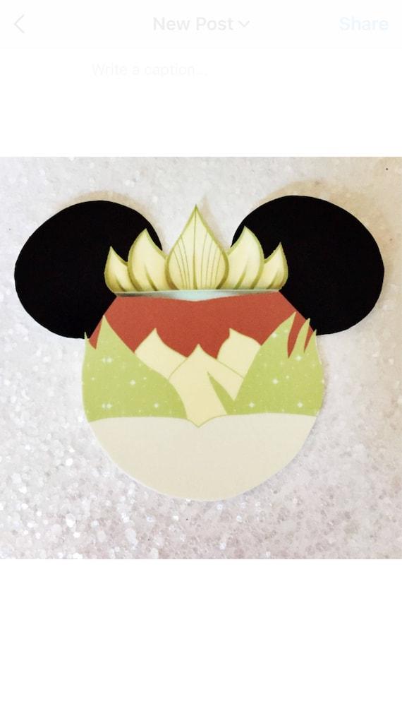 Minnie Disney Decal Mickey Disney Decal Minnie Mouse