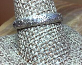 SR4, Silver Stacking ring