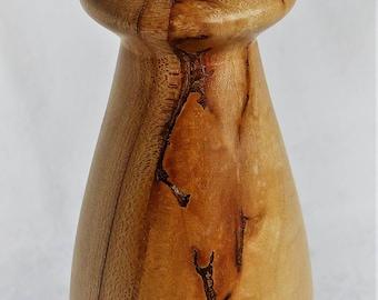 Scottish Sycamore Candlestick