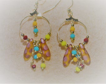 Boho Collection Hippie Earring