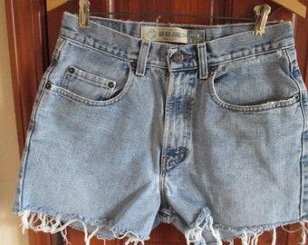 Vintage Gap Blue Jean Shorts - 31