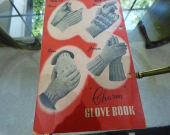 Knitting Pattern book for women, men and children'gloves
