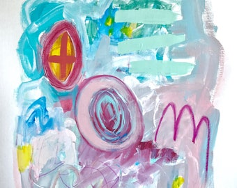 Original Art, abstract expressionism, modern decor