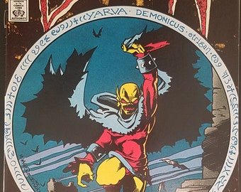 Demon #1 & 2 (1987) Comic Books