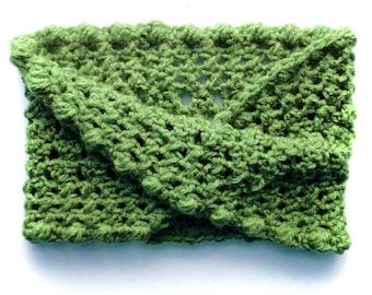 Moebius Cluster Cowl - PDF Crochet Pattern - Instant Download