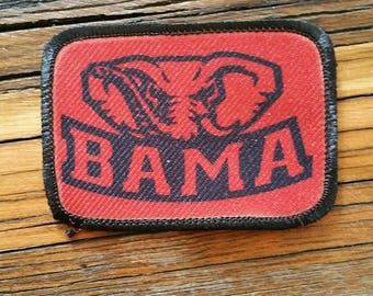 Alabama Morale Patch