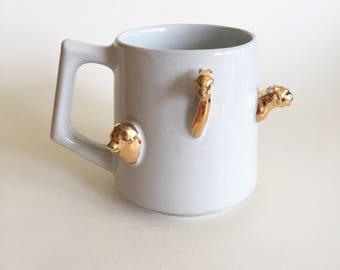 Zoo animal cup, 8oz