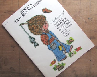 Jonell's transfer Patterns Embroidery Patterns Iron On Trasnfers Creative Loop Embroidery