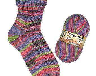 Opal Sock Yarn Safari superwash 100g/465yds #9533