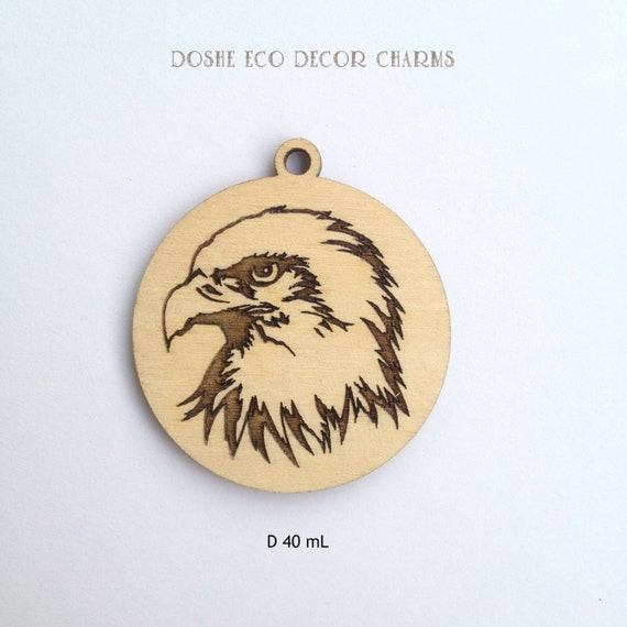 Laser cut american eagle wood pendant wood jewelry wood pendants laser cut american eagle wood pendant wood jewelry wood pendants laser engraved wood charms laser cut jewelry wood shapes idea from aloadofball Gallery
