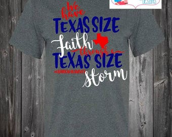 Hurricane Harvey Texas flood shirt, Proceeds donated to help those who have been affected