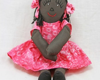 Pink Esther Doll
