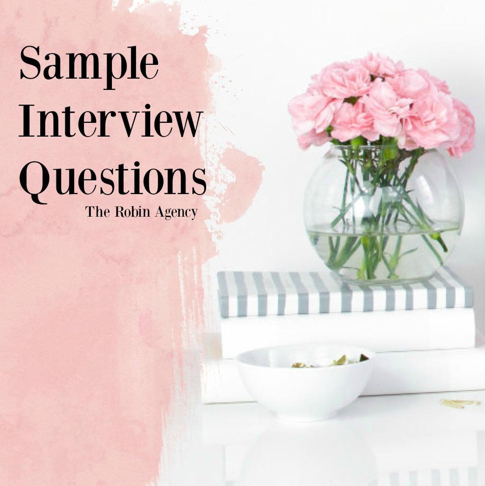 Erfreut Probe Interview Fragen Fotos - Bilder für das Lebenslauf ...