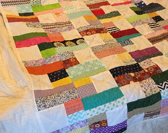 Personalized Custom Patchwork Quilt