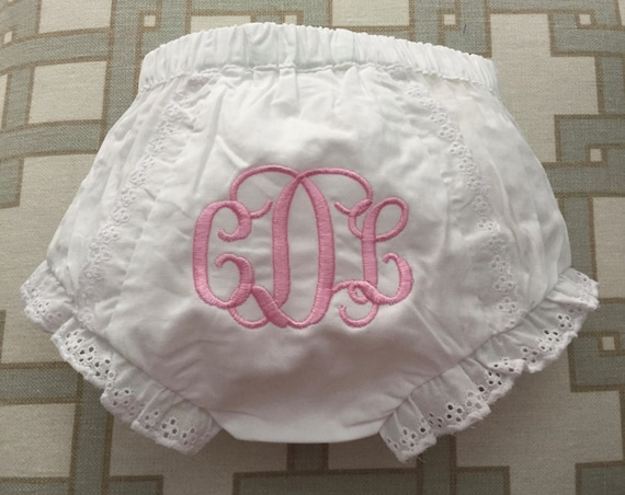 Girls Bloomers in Sizes 1, 2 or 3