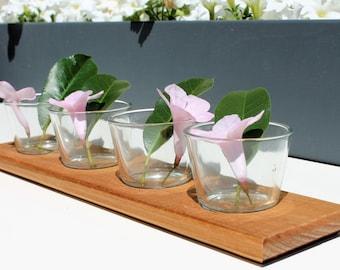 Candle Holder - Wood Candle Holder - Centerpiece - Wood Centerpiece - Candle Holders - Wood Tray - Australia - Home Decor - Decoration