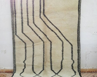 Carpet from  Ben'mrirt line black