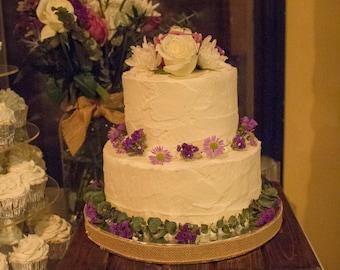 Custom Name Cake Stand, Wedding Cake Stand, Rustic Cake Stand, Wood Cake Stand, Personalized Cake Stand, Country Wedding decor