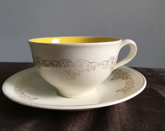 Vintage Tea Cup and Saucer by Grindley China (England)