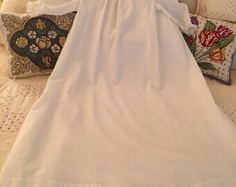 antique child's nightgown, 1900's