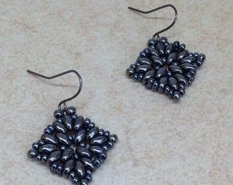 Mosaic Tile Earring