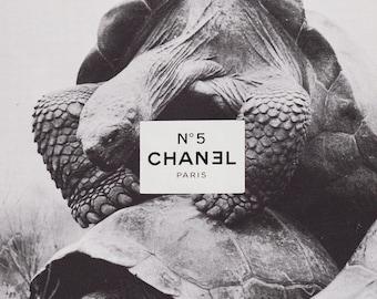 The Chanel Effect Art Print