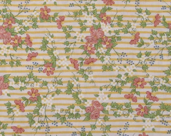 Quilting Cotton Fabric SNUG AS A BUG Tenderberry Stitches Sharon Reynolds #541 Northcott Spring Easter 2 Yards +